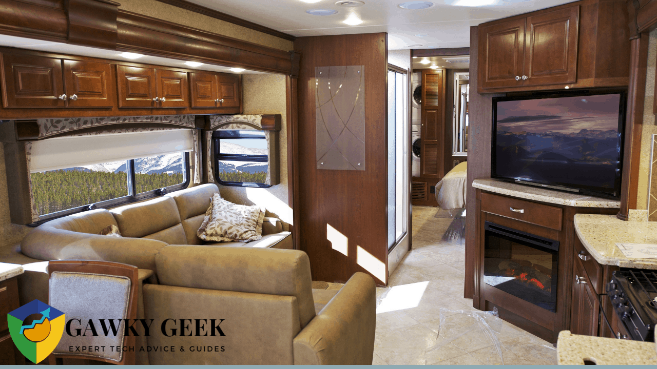 What Is The Best TV Service For RV Camper Van?