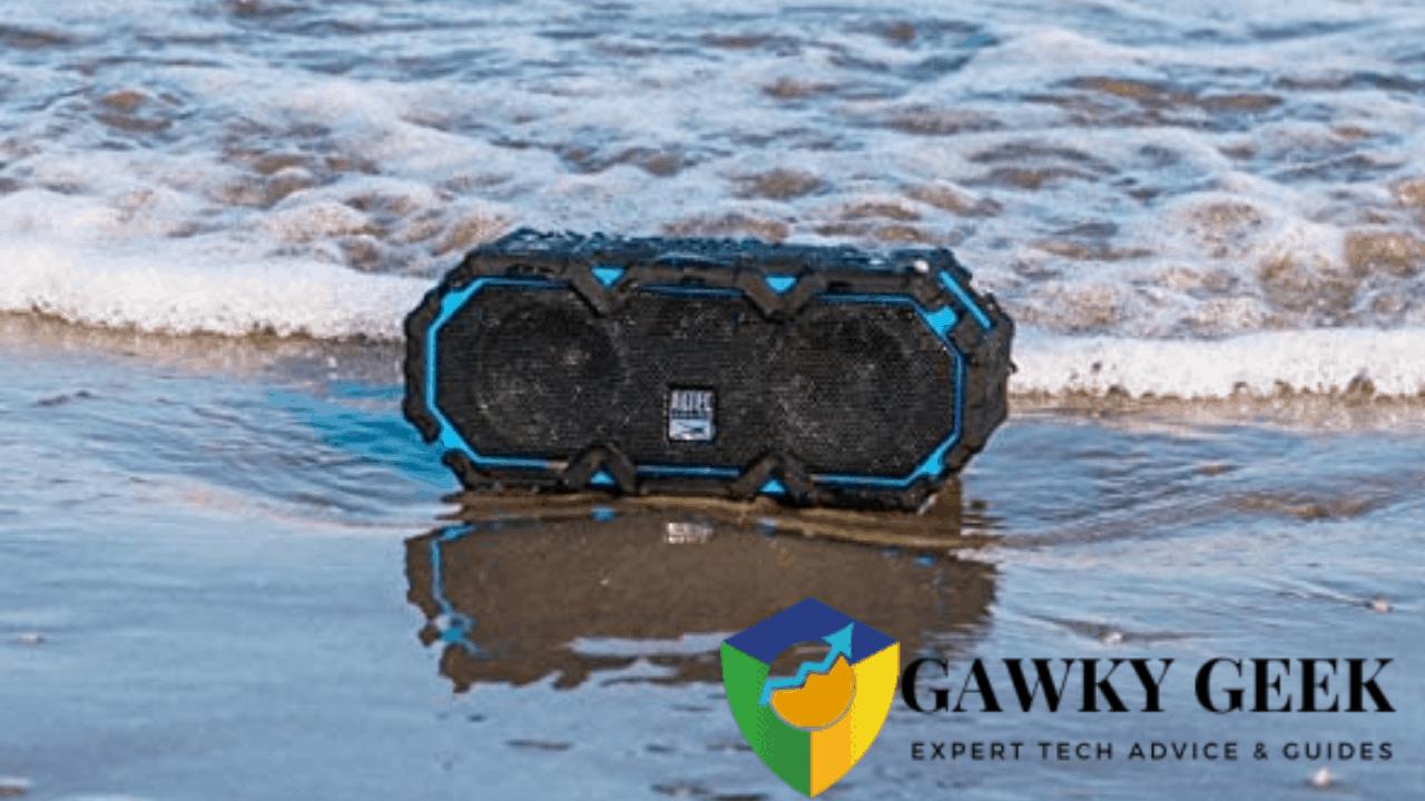 Altec Lansing Bluetooth Speaker: LifeJacket 3 Review