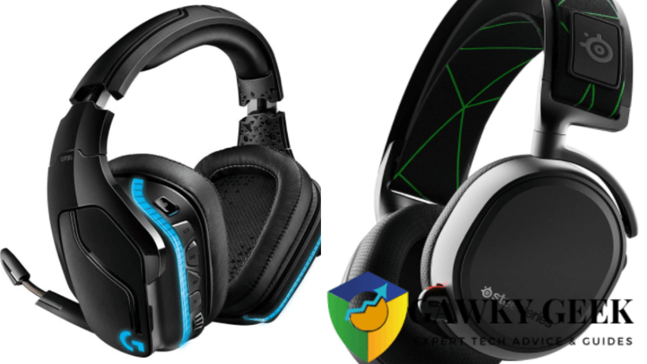 Logitech G935 Wireless Headphones vs. Arctis Pro