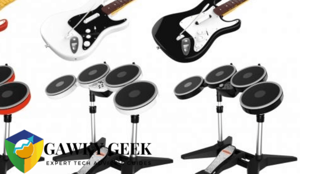 Rock Band PS4: How Do You Connect Rock Band Drums To PS4?