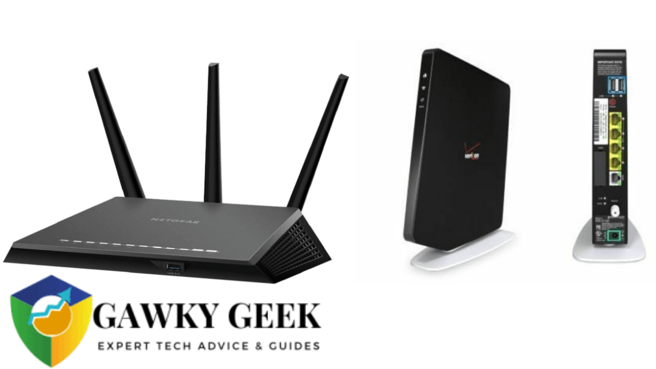 Fios Quantum Gateway Router vs Netgear Nighthawk