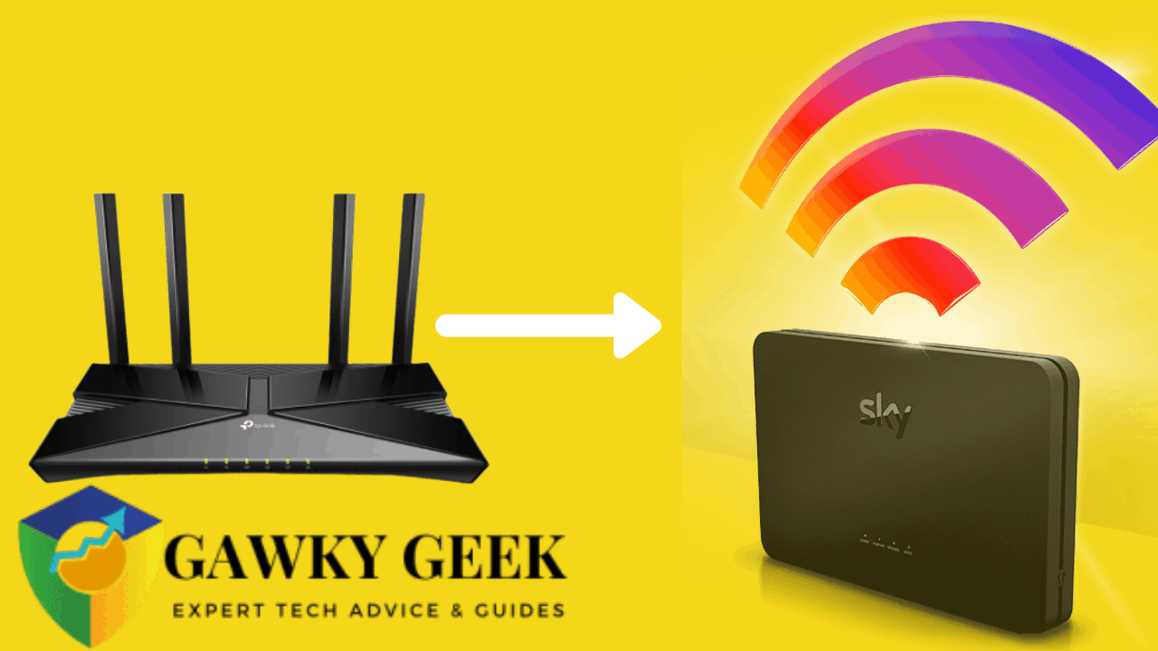 How To Connect TP-Link Router To Sky Broadband
