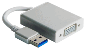 Belinda USB 3.0 to VGA Adapter Converter